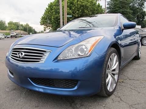 2010 Infiniti G37 Coupe for sale at PRESTIGE IMPORT AUTO SALES in Morrisville PA