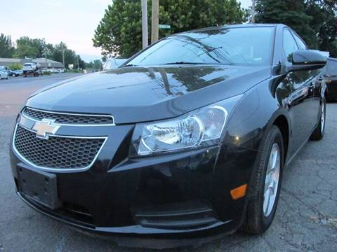 2013 Chevrolet Cruze for sale at PRESTIGE IMPORT AUTO SALES in Morrisville PA