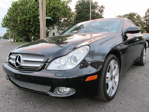 2009 Mercedes-Benz CLS for sale at PRESTIGE IMPORT AUTO SALES in Morrisville PA