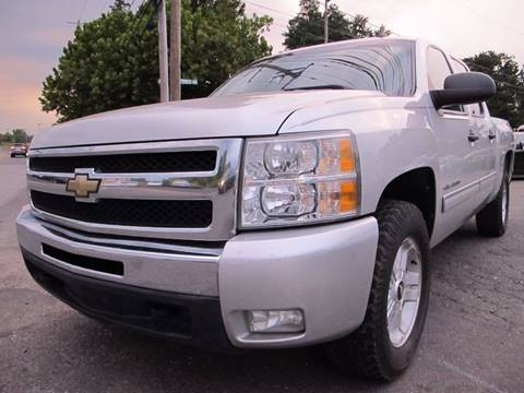 2010 Chevrolet Silverado 1500 for sale at PRESTIGE IMPORT AUTO SALES in Morrisville PA