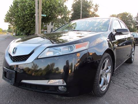 2010 Acura TL for sale at PRESTIGE IMPORT AUTO SALES in Morrisville PA