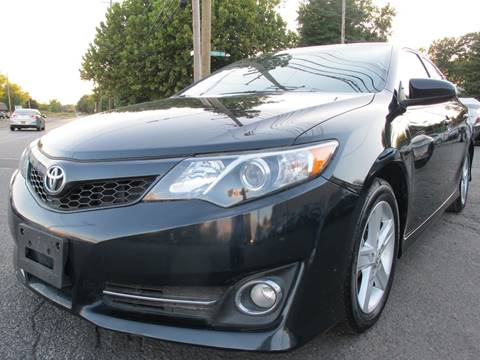 2012 Toyota Camry for sale at PRESTIGE IMPORT AUTO SALES in Morrisville PA