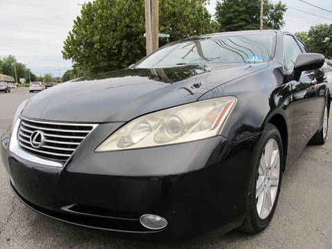 2008 Lexus ES 350 for sale at PRESTIGE IMPORT AUTO SALES in Morrisville PA