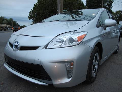 2015 Toyota Prius for sale at PRESTIGE IMPORT AUTO SALES in Morrisville PA