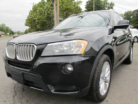 2013 BMW X3 for sale at PRESTIGE IMPORT AUTO SALES in Morrisville PA
