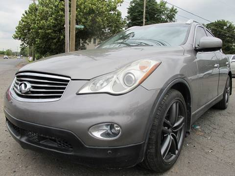 2008 Infiniti EX35 for sale at PRESTIGE IMPORT AUTO SALES in Morrisville PA
