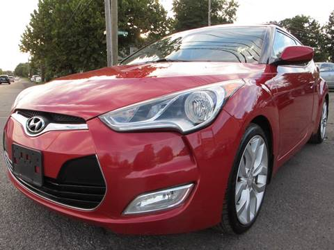 2013 Hyundai Veloster for sale at PRESTIGE IMPORT AUTO SALES in Morrisville PA