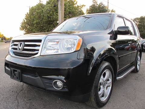 2012 Honda Pilot for sale at PRESTIGE IMPORT AUTO SALES in Morrisville PA