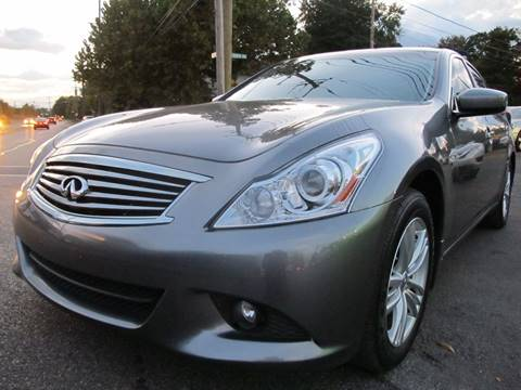 2013 Infiniti G37 Sedan for sale at PRESTIGE IMPORT AUTO SALES in Morrisville PA