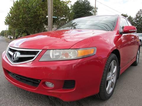2008 Acura TSX for sale at PRESTIGE IMPORT AUTO SALES in Morrisville PA