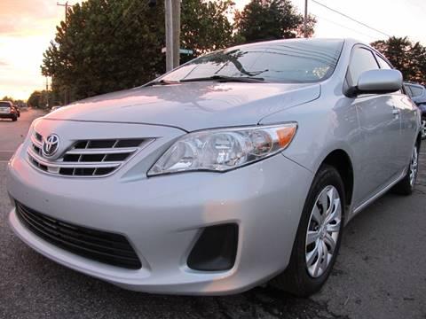 2013 Toyota Corolla for sale at PRESTIGE IMPORT AUTO SALES in Morrisville PA