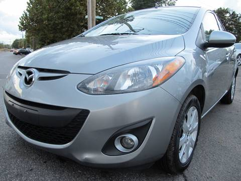 2013 Mazda MAZDA2 for sale at PRESTIGE IMPORT AUTO SALES in Morrisville PA