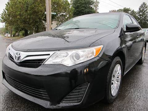 2013 Toyota Camry for sale at PRESTIGE IMPORT AUTO SALES in Morrisville PA