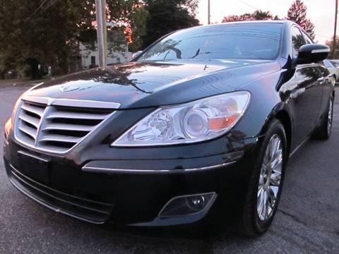 2010 Hyundai Genesis for sale at PRESTIGE IMPORT AUTO SALES in Morrisville PA