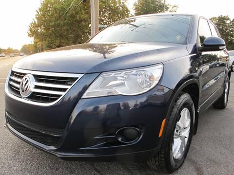 2011 Volkswagen Tiguan for sale at PRESTIGE IMPORT AUTO SALES in Morrisville PA