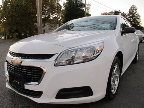 2014 Chevrolet Malibu for sale at PRESTIGE IMPORT AUTO SALES in Morrisville PA