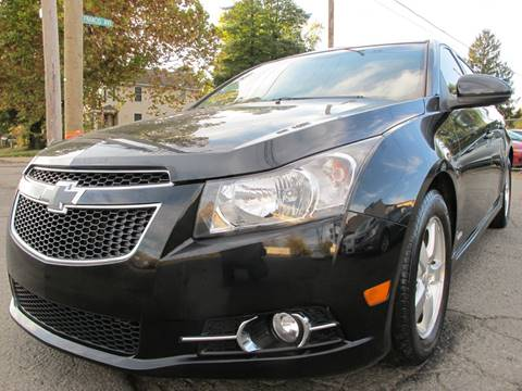 2011 Chevrolet Cruze for sale at PRESTIGE IMPORT AUTO SALES in Morrisville PA