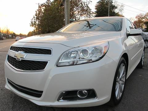 2013 Chevrolet Malibu for sale at PRESTIGE IMPORT AUTO SALES in Morrisville PA
