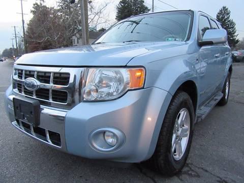 2008 Ford Escape Hybrid for sale at PRESTIGE IMPORT AUTO SALES in Morrisville PA