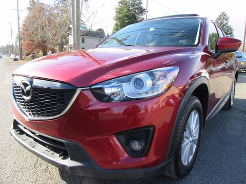 2013 Mazda CX-5 for sale at PRESTIGE IMPORT AUTO SALES in Morrisville PA