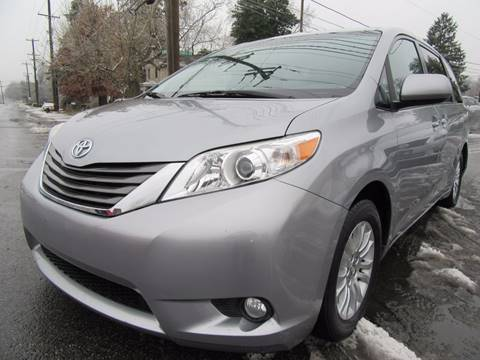 2013 Toyota Sienna for sale at PRESTIGE IMPORT AUTO SALES in Morrisville PA