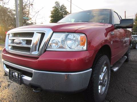 2008 Ford F-150 for sale at PRESTIGE IMPORT AUTO SALES in Morrisville PA