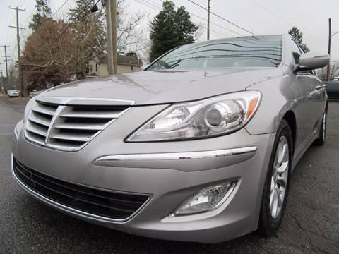 2013 Hyundai Genesis for sale at PRESTIGE IMPORT AUTO SALES in Morrisville PA