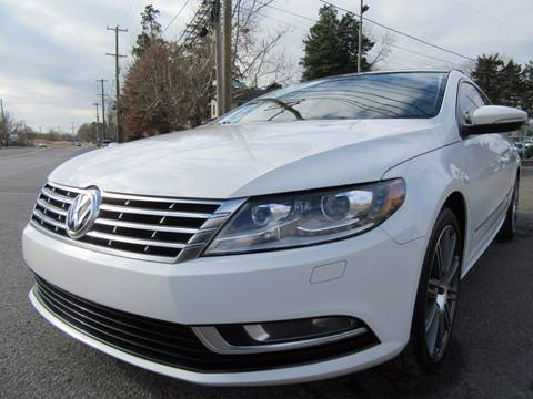 2014 Volkswagen CC for sale at PRESTIGE IMPORT AUTO SALES in Morrisville PA