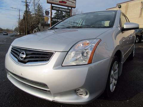 2012 Nissan Sentra for sale at PRESTIGE IMPORT AUTO SALES in Morrisville PA