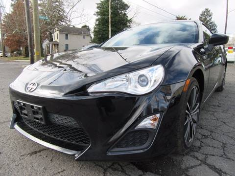 2016 Scion FR-S for sale at PRESTIGE IMPORT AUTO SALES in Morrisville PA