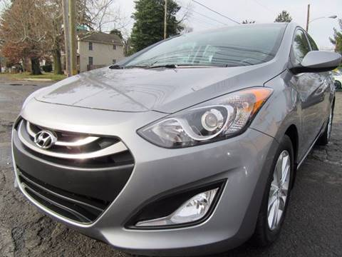 2015 Hyundai Elantra GT for sale at PRESTIGE IMPORT AUTO SALES in Morrisville PA