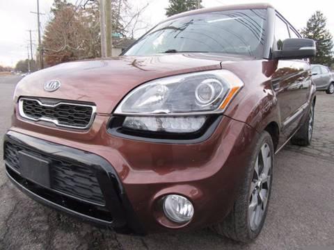 2012 Kia Soul for sale at PRESTIGE IMPORT AUTO SALES in Morrisville PA