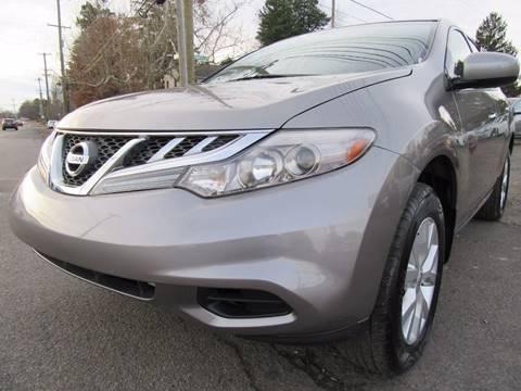 2011 Nissan Murano for sale at PRESTIGE IMPORT AUTO SALES in Morrisville PA