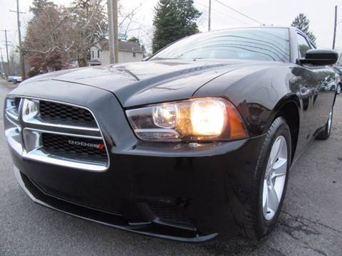 2014 Dodge Charger for sale at PRESTIGE IMPORT AUTO SALES in Morrisville PA