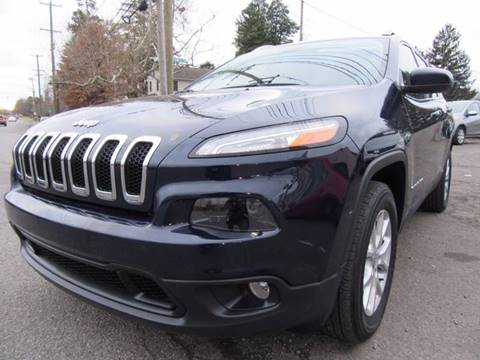 2015 Jeep Cherokee for sale at PRESTIGE IMPORT AUTO SALES in Morrisville PA
