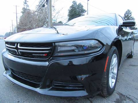 2015 Dodge Charger for sale at PRESTIGE IMPORT AUTO SALES in Morrisville PA