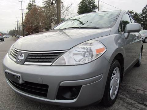 2009 Nissan Versa for sale at PRESTIGE IMPORT AUTO SALES in Morrisville PA