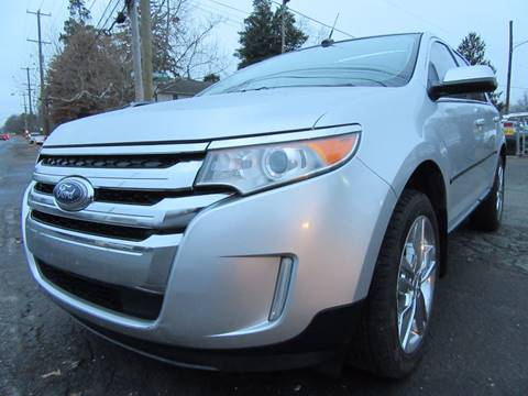 2011 Ford Edge for sale at PRESTIGE IMPORT AUTO SALES in Morrisville PA