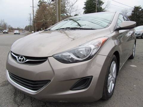 2013 Hyundai Elantra for sale at PRESTIGE IMPORT AUTO SALES in Morrisville PA