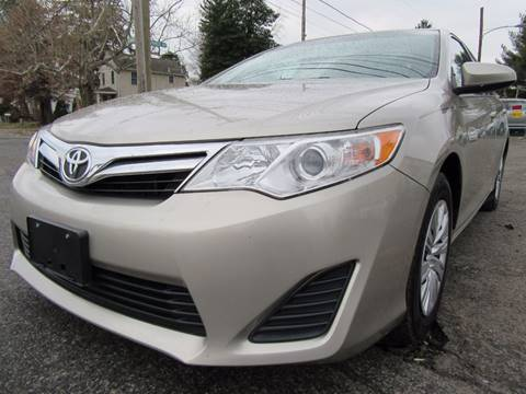2014 Toyota Camry for sale at PRESTIGE IMPORT AUTO SALES in Morrisville PA
