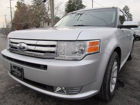 2012 Ford Flex for sale at PRESTIGE IMPORT AUTO SALES in Morrisville PA