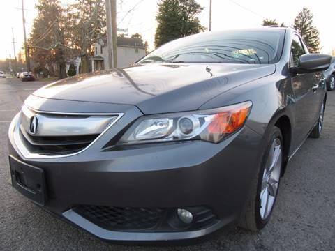 2014 Acura ILX for sale at PRESTIGE IMPORT AUTO SALES in Morrisville PA