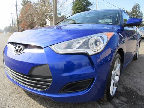 2012 Hyundai Veloster for sale at PRESTIGE IMPORT AUTO SALES in Morrisville PA