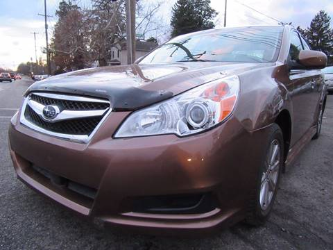 2012 Subaru Legacy for sale in Morrisville, PA
