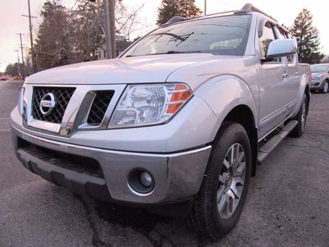 2010 Nissan Frontier for sale at PRESTIGE IMPORT AUTO SALES in Morrisville PA