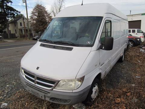 2005 Dodge Sprinter Cargo for sale at PRESTIGE IMPORT AUTO SALES in Morrisville PA