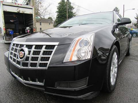 2013 Cadillac CTS for sale at PRESTIGE IMPORT AUTO SALES in Morrisville PA