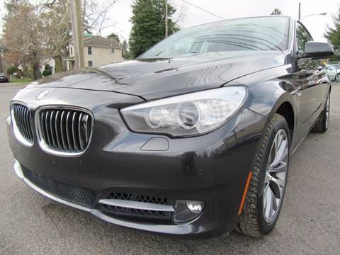 2010 BMW 5 Series for sale at PRESTIGE IMPORT AUTO SALES in Morrisville PA