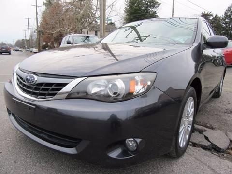 2008 Subaru Impreza for sale at PRESTIGE IMPORT AUTO SALES in Morrisville PA