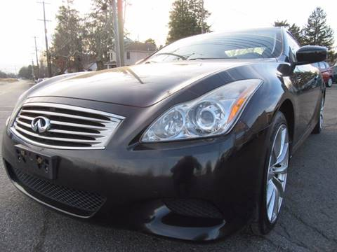2008 Infiniti G37 for sale at PRESTIGE IMPORT AUTO SALES in Morrisville PA